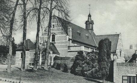 Eglise Sainte-Croix à Rixensart